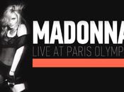 Madonna l'Olympia MDNA Tour 2012