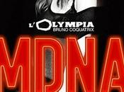 Madonna scandale l'Olympia