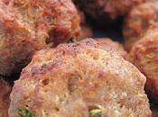 Polpette (boulettes viande l'Italienne)