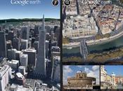 Google Earth iPhone, pour survoler villes entières 3D...