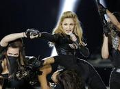 Concert Madonna l'Olympia raconte