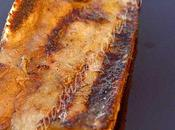 Lard grillé curry miel