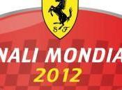 Finali Mondiali Ferrari 2012: Destination Valencia