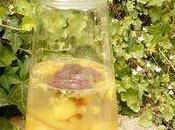 aromatisée nectarine basilic