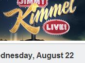 Robert Pattinson sera Jimmy Kimmel Live