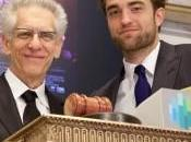 Robert Pattinson Bourse York