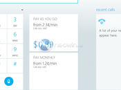 Premières images Skype Windows