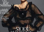 Kate Moss, Lara Stone Daria Werbowy Cover Vogue Paris' Redesigned September Issue