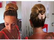 Tuto Chignon Boule Tresse, Summer Look Maxi Braid