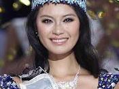 Wenxia miss monde 2012