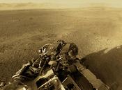 Mars Curiosity bouger