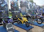Thailande. Udonthani. août 2012: Yamaha fait Show