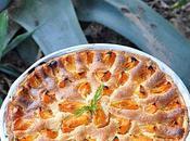 Tarte abricots romarin