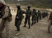 Comment l'armée américaine pénètre t-elle Afrique