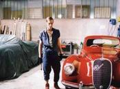 """""""Trans-Europe Express"""" Editorial L'Officiel Hommes Alfa Romeo"""