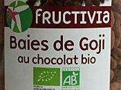 Nouveauté chez Fructivia goji enrobé chocolat noir