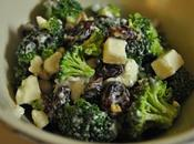 Salade brocoli féta