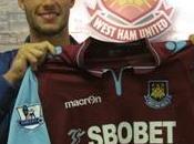 West Ham-Fulham Caroll titulaire, Berbatov Diarra banc