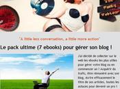 Téléchargez ebooks pour apprendre gérer votre blog