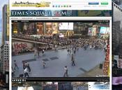 EarthCam dévoille nouvelle webcam Times Square