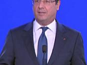 François Hollande «refondre l'école pour créer conditions réussite éducative chacun»
