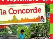 Dimanche septembre 2012 Fête Concorde avec Marie-Noëlle Lienemann #Mulhouse @mnlienemann