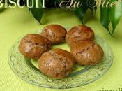 Petits biscuits miel cannelle