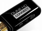 2012 Dune présente lecteur multimédia Full taille d'une USB, Connect