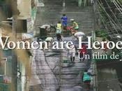 Women Heroes… Coup chapeau Monsieur l'artiste