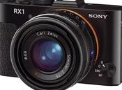 Rumeur compact Sony capteur plein format