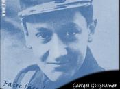 MEMORIAM Georges Guynemer, tombé champ d'honneur septembre 1917 au-dessus Poelcapelle, Belgique