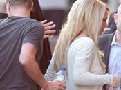 Photos Britney rendant plateau Jimmy Kimmel Live