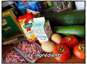 Quiche sans pâte courgettes tomates