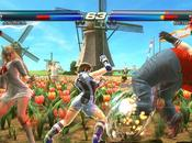 Test Tekken Tournament Fighting