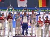heures Paulo: Première victoire pour Toyota