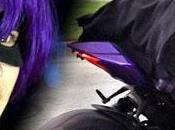 [Tournage] Girl moto costume pour Kick-Ass