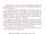 """[note lecture] """"Poèmes (1962.1968.1972)"""" Hans Faverey, Hugo Pernet"""