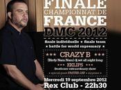 Info Express Finale soir mercredi septembre 2012