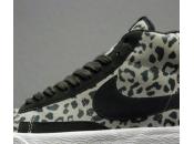 Nike WMNS Blazer Dark Green Leopard