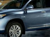 Toyota Highlander 2013 plus jeune techno