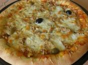 Pizza thon /poireau