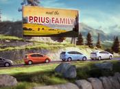Toyota vous présente famille Prius