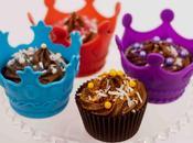 Cupcakes noix coco Philadelphia Milka
