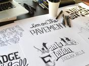 Dylan Hand Lettering Experience