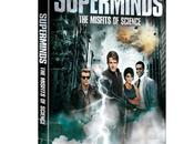 Test DVD: Superminds L'intégrale