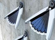 Light Bird, luminaire extérieur solaire