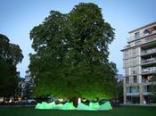 """Tree Concert"" Proximity BBDO pour l'association BUND Installation"