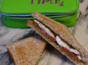 Sandwich club pesto (parfait pour végétariens) Pasto sandwich (perfect vegetarians)