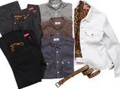 Supreme levi's 2012 collection