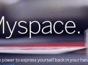 nouveau Myspace arrive